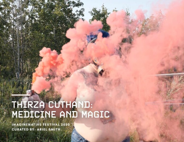 Thirza Cuthand: Medicine and Magic